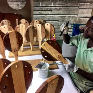 A South African has designed the ultimate beach bats - and they're now in hot demand across the world