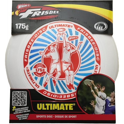 Frisbee 175g Ultimate (white)