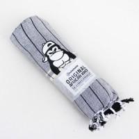 Kikoi Towel (Grey)